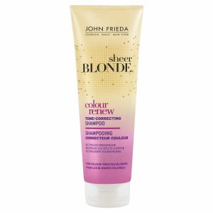 john frieda shampoo review - John Frieda Sheer Blonde shampoo Colour Renew - With Optical Brightener & Lavender
