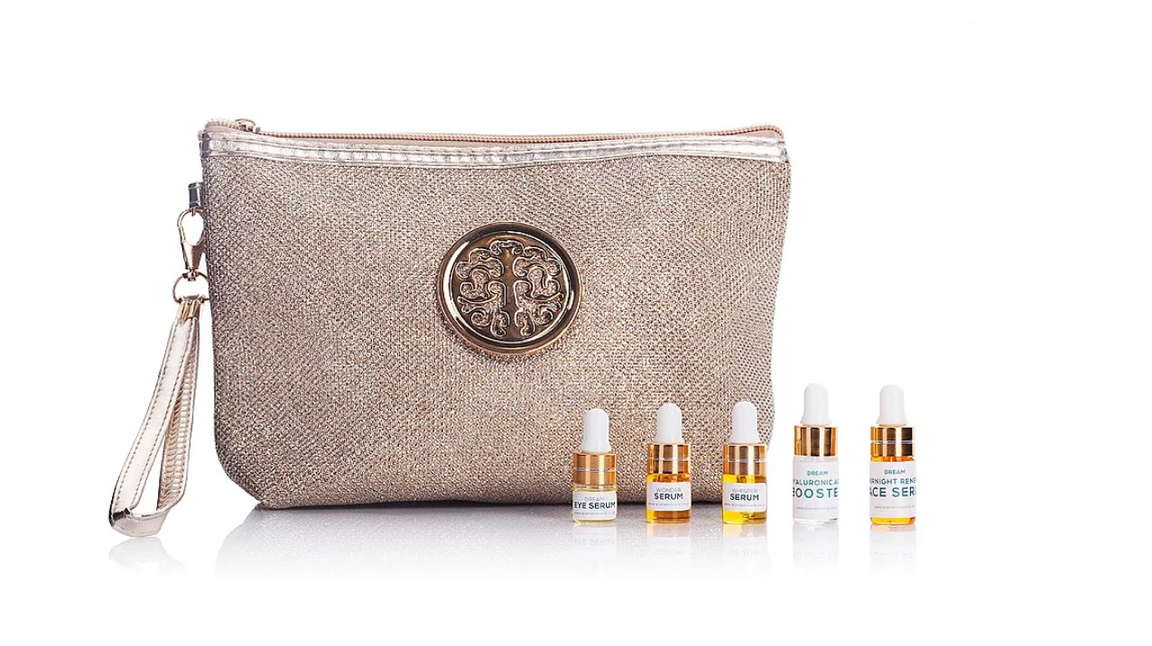 Elan Skincare sample kit
